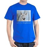 White Shepherd Dark T-Shirt
