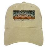Backcountry Adventures Fly Fishing Ball Cap