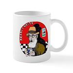 Hearty Logo Red Mug Mugs