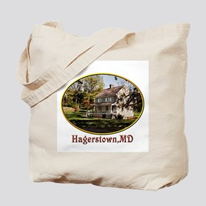 Hager House Tote Bag