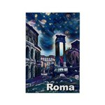 Rome Starry Night Magnets
