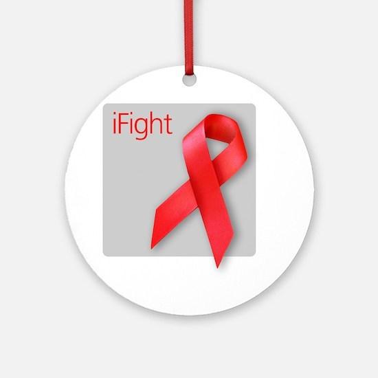 Aids T-Shirts World AIDS Day Ornament (Round)