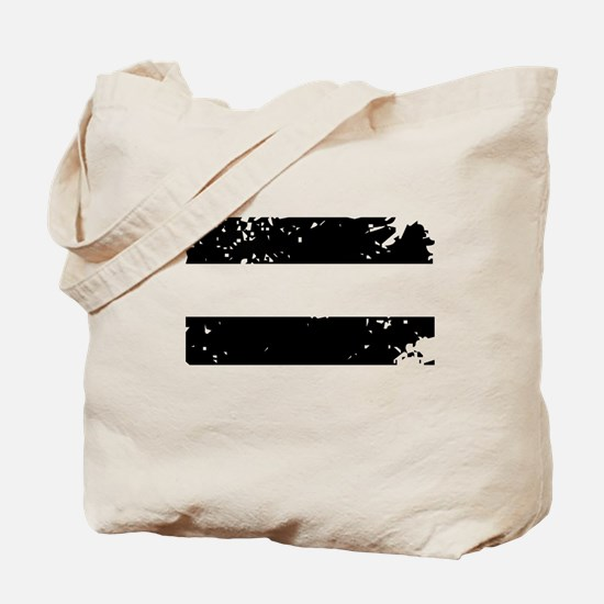 EQUALITY GAY PRIDE EQUAL SIGN GAY MARRIAGE Tote Ba
