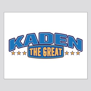 The Great Kaden Posters