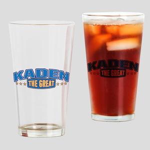 The Great Kaden Drinking Glass
