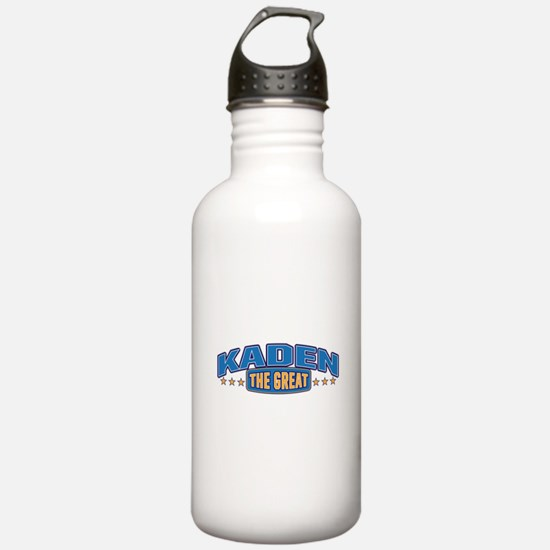 The Great Kaden Water Bottle