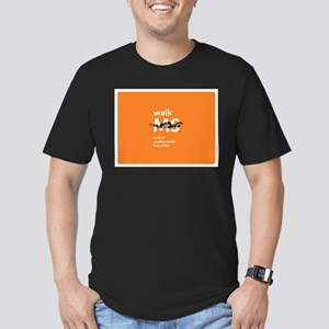 Orange- Walk MS T-Shirt
