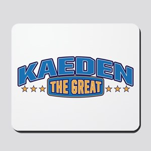 The Great Kaeden Mousepad