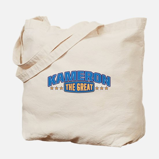 The Great Kameron Tote Bag
