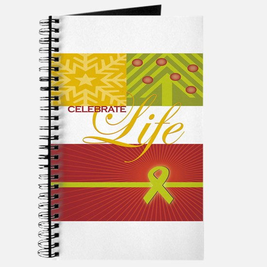 Celebrate Life Holiday Collection Journal