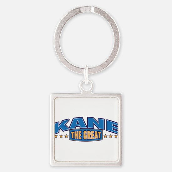 The Great Kane Keychains