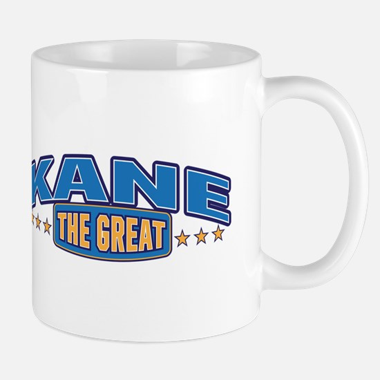 The Great Kane Mug