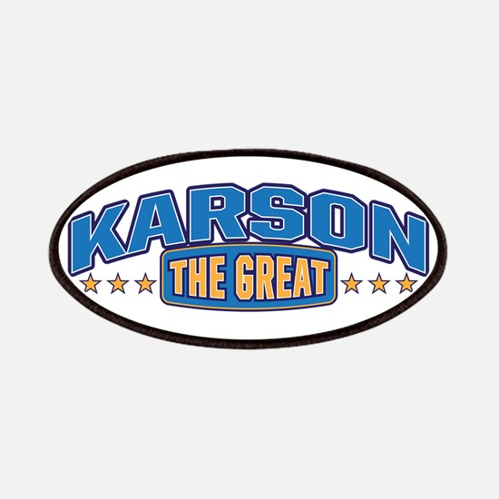 The Great Karson Patches