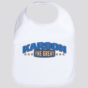 The Great Karson Bib