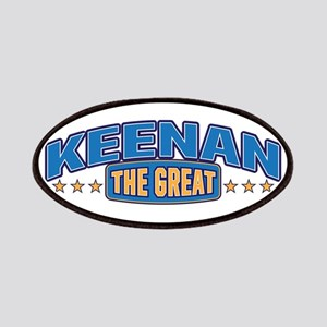 The Great Keenan Patches