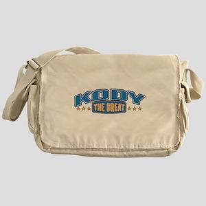 The Great Kody Messenger Bag