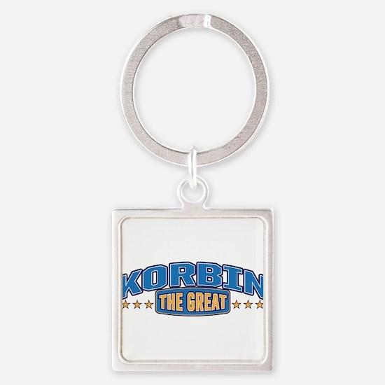 The Great Korbin Keychains