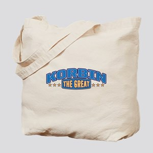 The Great Korbin Tote Bag