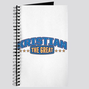 The Great Kristian Journal