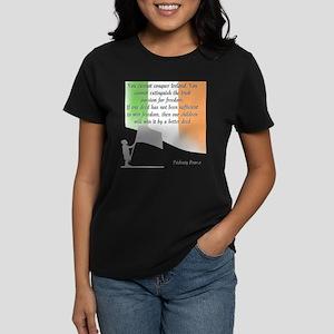 pearse quote Women's Dark T-Shirt