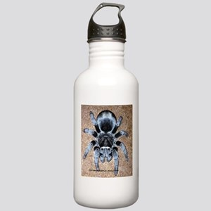 Brazilian Black Tarantula Stainless Water Bottle 1