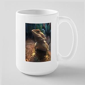 Bearded Dragon Large Mug