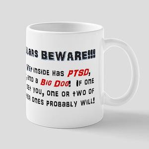 Burglars Beware!!! Mug