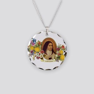 St. Therese of Lisieux Necklace