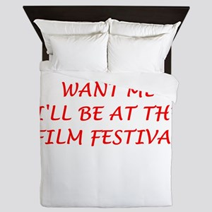 film festival Queen Duvet