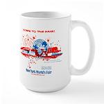 Come to the Fair Large Mug