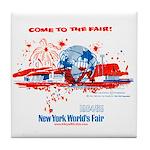 Come to the Fair Tile Coaster