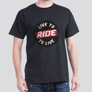 Live to Ride - Ride to Live T-Shirt