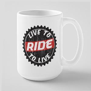 Live to Ride - Ride to Live Mug