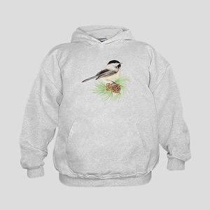 Chickadee Pine Hoodie