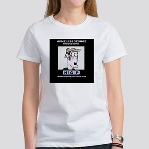 Homeless George Productions Logo T-Shirt