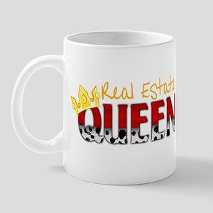 RE QUEEN Mug