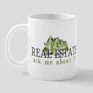 ASK ME (2) Mug