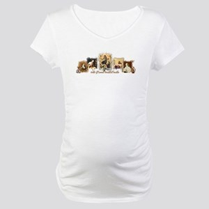 OCD Saints Maternity T-Shirt