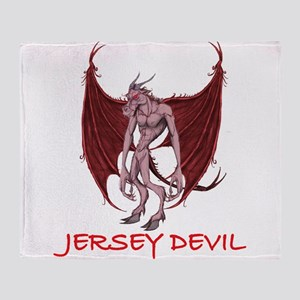 JERSEY DEVIL Throw Blanket