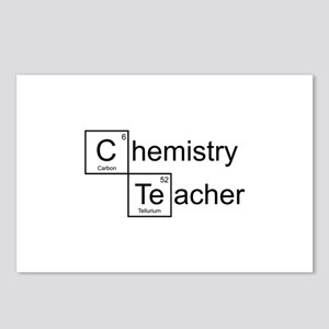Chemistry Teacher Postcards (Package of 8)