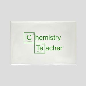 Chemistry Teacher Rectangle Magnet
