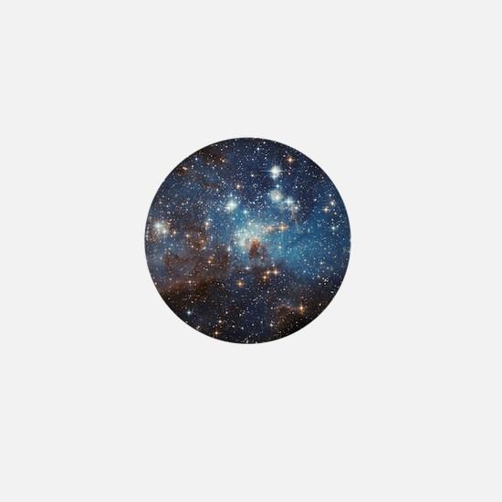 Starry Sky Mini Button
