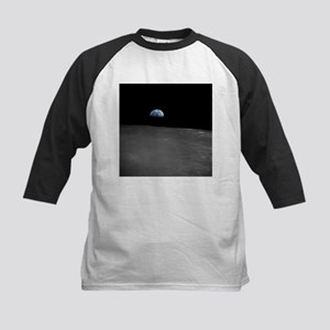Earth Rise Baseball Jersey