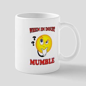 MUMBLE Mug