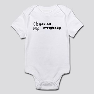 You All Everybaby Infant Bodysuit