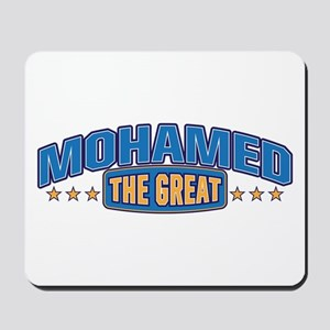 The Great Mohamed Mousepad