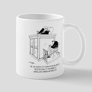 Crime Cartoon 7348 11 oz Ceramic Mug