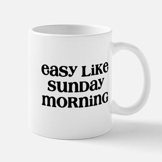 Easy Like Mug