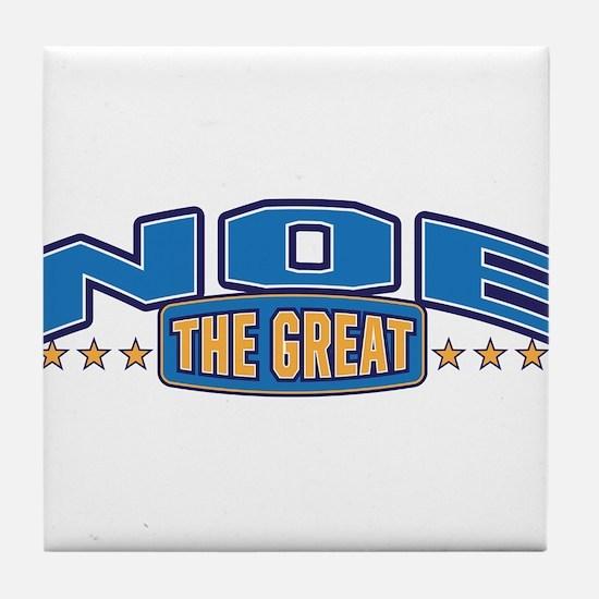 The Great Noe Tile Coaster