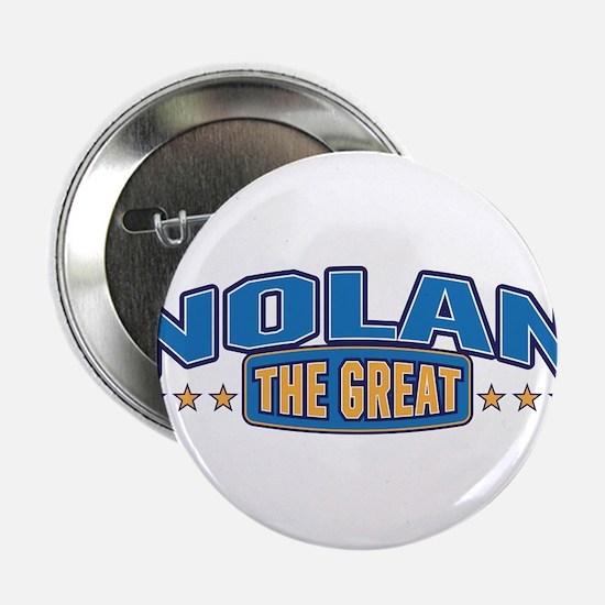 """The Great Nolan 2.25"""" Button"""